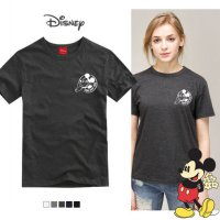 Paul Anne Paul Paul Pole Enjoy Mickey round short sleeve unisexf from to korea fashion style