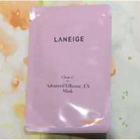 LANEIGE CLEAR-C ADVANCED EFFECTOR_EX MASK (1SHEET)