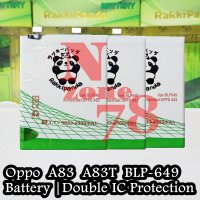 Baterai Oppo A83 BLP649 Double IC Protection