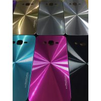[Star Product] Samsung E7 Motomo 4D Shine 3D Metal Case HardCase Chrom