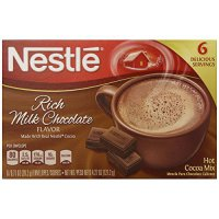 [poledit] Nestle Hot Cocoa Rich Milk Chocolate Mix, 4.27 Ounce (Pack of 12) (T2)/12537840