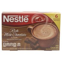 [poledit] Nestle Hot Cocoa Mix, Rich Chocolate, 6 ct (T1)/12539216