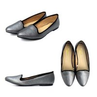SEPATU WANITA FLAT SHOES SYLVINA BIG SIZE 34 - 44 DUMBUM SHOES