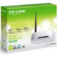 TP-LINK TL-WR720N - Antena 150Mbps Wireless N Router Ver 2.0