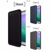 Case Viseaon Oppo F1 Plus R9 F1+ Soft Back Case Cover Carbon Fiber