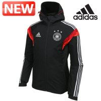 Adidas hooded zip / Germany Travel Jackets for men / CM-D82974