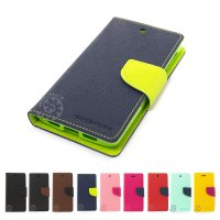 (Ready) Samsung E7 Mercury Goospery Diary Case Cover Aksesoris Dompet hp