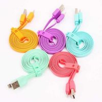 KABEL DATA VIVAN/ 1 METER / FOR MOBILE PHONE BLACKBERRY,SAMSUNG,XIAOMI,HTC/TERBUKTI KEAWETANNYA