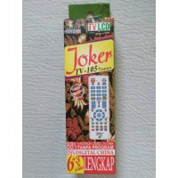 Remote TV Universal Joker