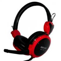 Rexus RX-995 Headphones/Headset Game merah
