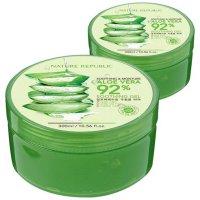 [nature republic] Soothing and Moisture Aloe Vera 92 Soothing Gel [CA94] ship From KOREA Korean Beauty