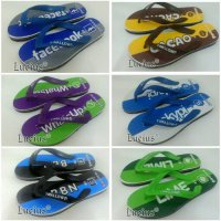 Sandal Jepit Swallow Sosial Media (Sosmed)