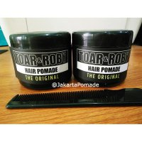 Pomade Toar And Roby The Original 3.5oz Free sisir