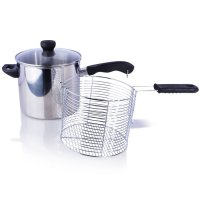 Maspion - Stainless Steel Multi Fryer 20 cm SSP93