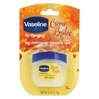Vaseline Lip Therapy CREME BRULEE (7g) Original USA 100%