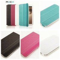 ROCK FLEXIBLE LEATHER CASE for SAMSUNG GALAXY TAB 3 7' T2100/ T2110