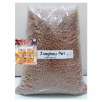 BIS Maxi Cat food kemasan re-pack 2 Kg makanan kucing