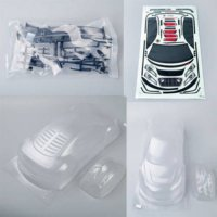 [globalbuy] RC Car Parts And Accessories 195mm 1:10 On-Road Drift Car BODY SHELL Transpare/2412970