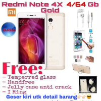 Xiaomi Redmi Note 4X Ram 4 internal 64Gb Gold