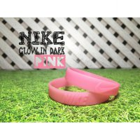 NIKE GLOW IN THE DARK BRACELET WRISTBAND GELANG KARET A