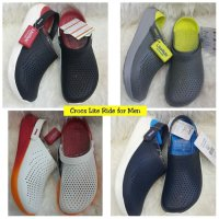 Crocs Lite Ride Cloc Original Sendal Kasual Pria
