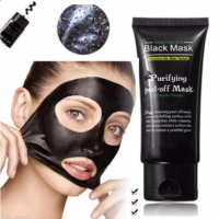 Shills black mask / purifying peel off mask shills / masker shills shill