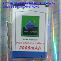 BATERAI HIPPO POWER JS1 FOR BLACKBERRY DAVIS 9220 ARMSTRONG 9320