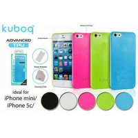 Clearance SALE!!! Silicon advanced TPU KUBOQ iphone 5C + antigores