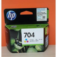 HP CARTRIDGE 704 COLOR / HP INK 704 COLOR / HP TINTA 704 COLOR