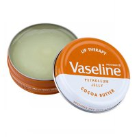 Vaseline Lip Therapy Cocoa & shea Butter (Pocket Size 20gr) [ Cocoa ]