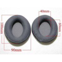 [globalbuy] New EarPads Replacement Ear pads for PHILIPS SHP2000 2700 SHP 1900 Headset Pad/2619036