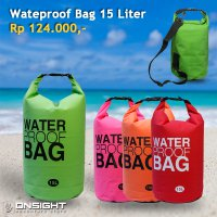 Dry Bag 15L - Tas Waterproof 15 Liter