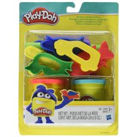 Play Doh Rollers and Cutters Toy B7417 Playdoh