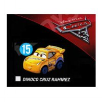 Sealed - Dinoco Cruz Ramirez Disney Cars 3 Mini Racers Mattel Diecast no 15