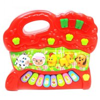 Animal Piano 5031C - Mainan Piano Anak - Ages 3+