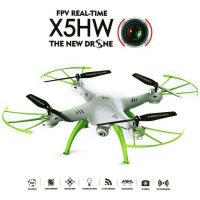 Quadcopter Drone X5WH Altitude Hold WIFI FPV with 2.0 M