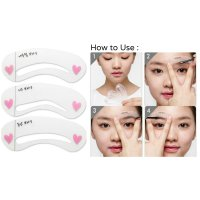 Etude Drawing Guide - Cetakan Alis SJ0043