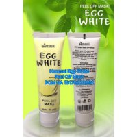 Grosir EGG WHITE PEEL OFF MASK - MASKER TELUR BPOM