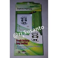 (Terbatas) Baterai Rakkipanda for Blackberry BB Q5 Double Power 4000mAh