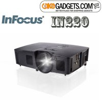 Infocus Projector IN-220 (Low Price and Super Stable Performance)