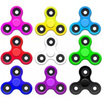 FIDGET SPINNER HAND TOYS FOR STRESS RELIEF (RANDOM)