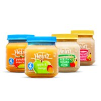 Heinz Baby Food from 4m+ 110gr
