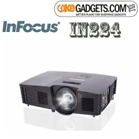 Infocus Projector IN-224 (Low Price and Super Stable Performance)