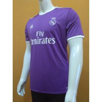 JERSEY REAL MADRID AWAY 2016/2017 GRADE ORI