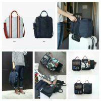 Tas Koper Luggage Travel Organizer Bag Hand Carry