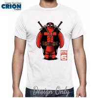 Kaos Deadpool Baymax - By Crion