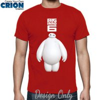 Kaos Big Hero 6 - Baymax by Crion
