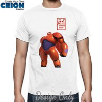 Kaos Big Hero 6 - Armored Baymax by Crion