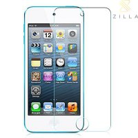 Zilla 2.5D Tempered Glass Curved Edge 9H 0.26mm for Apple iPod Touch 5/6