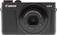 Canon Powershot G9x 20MP CMOS 3x Optical Zoom LCD Touchscreen 3 inch Full HD 1080p - Silver